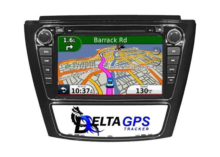 نمونه تصویر جی پی اس (GPS)، مسیریاب، رهیاب، نویگیشین، navigation