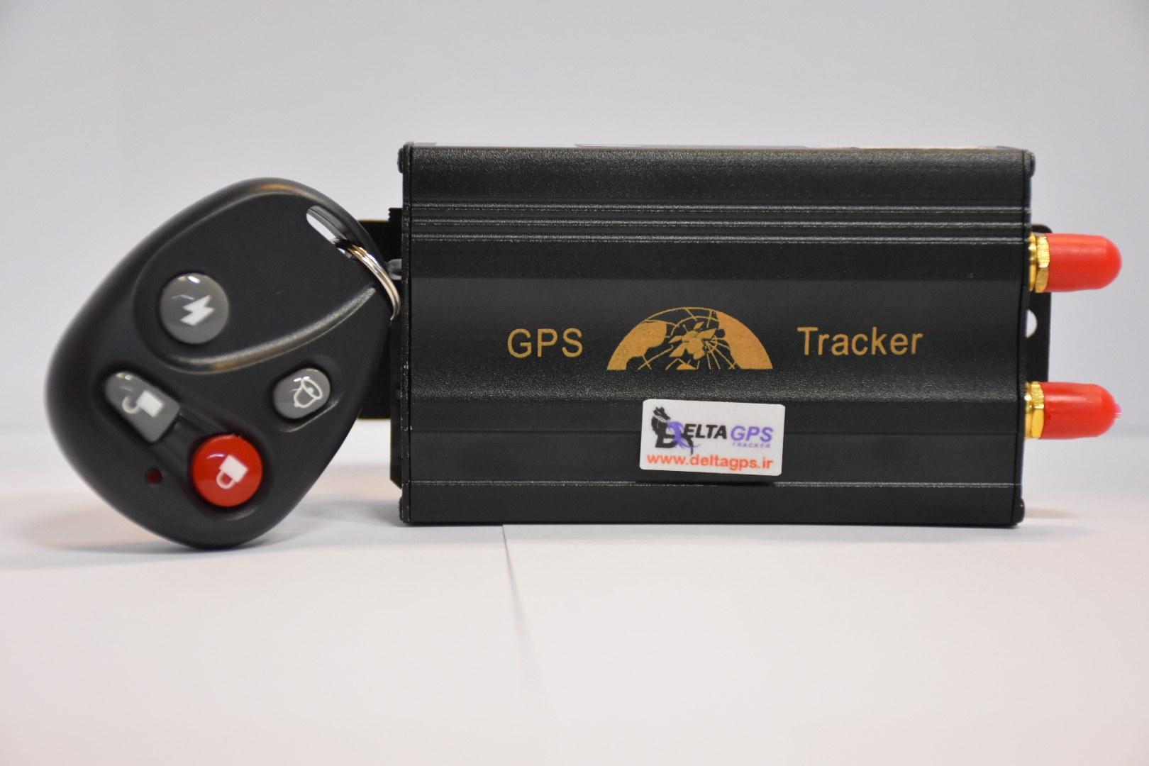 جی پی اس(GPS)، ردیاب دلتا(deltagps)