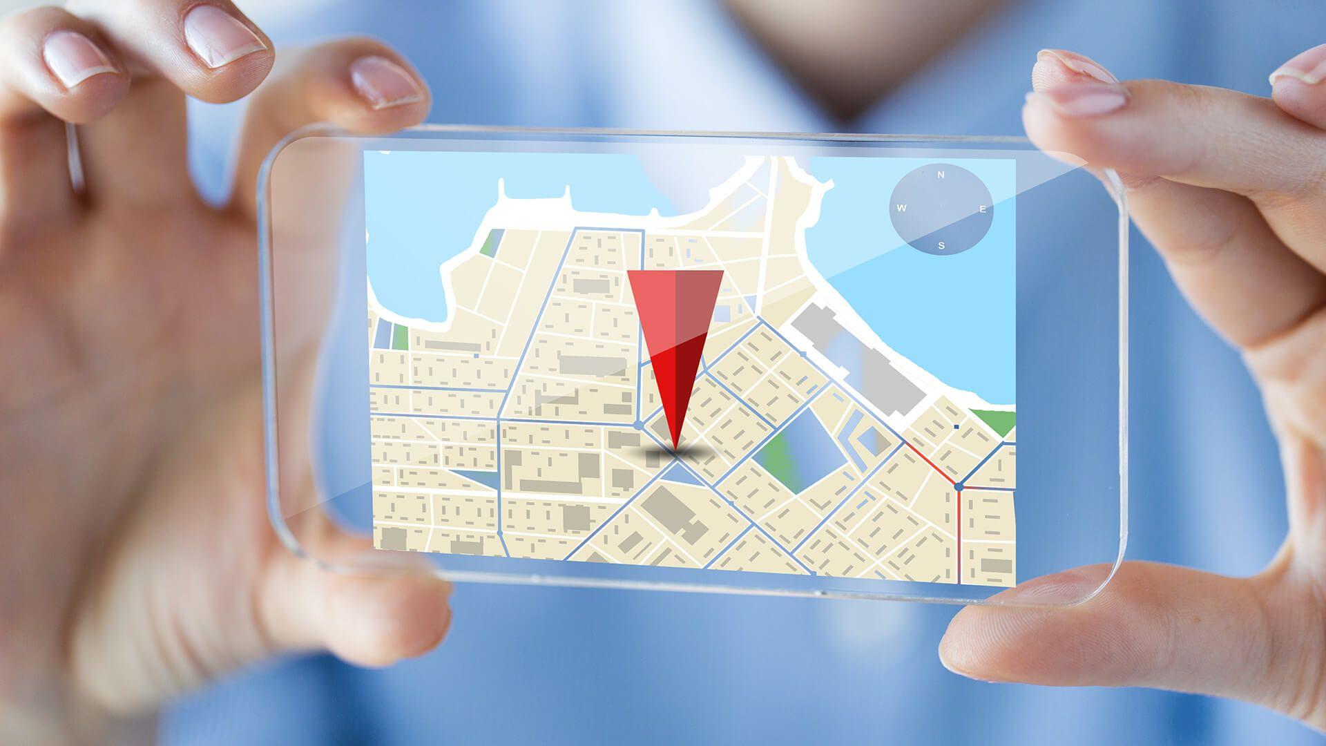 کاربردهای تخصصی جی پی اس GPS